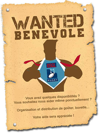 WANTED BENEVOLE